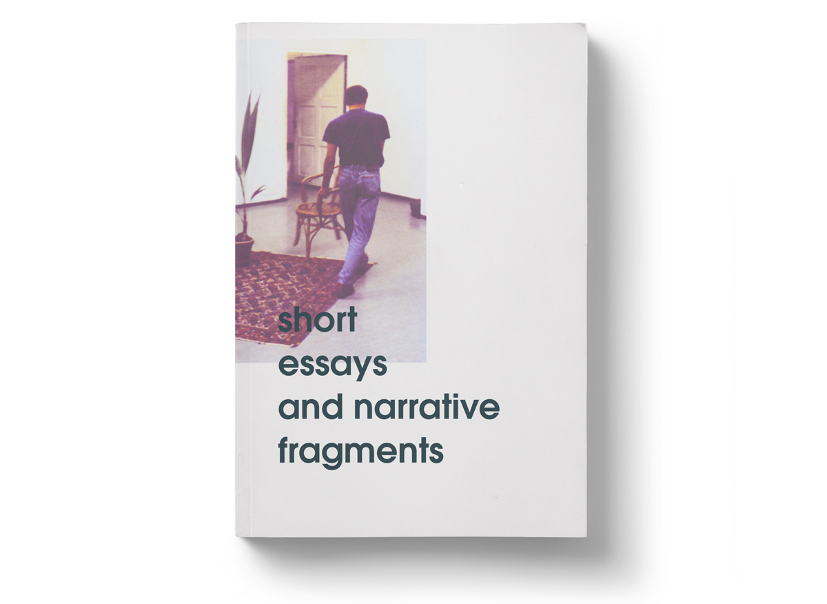 short essays and narrative fragments